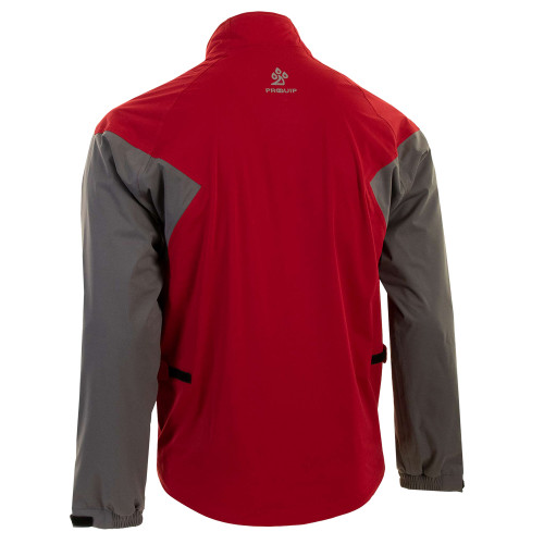 Proquip Mens Tourflex Elite Stretch Waterproof Jacket reverse