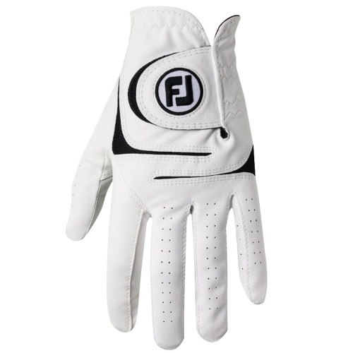 FootJoy Mens WeatherSof Golf Glove / RIGHT HAND (Left Handed Golfer)
