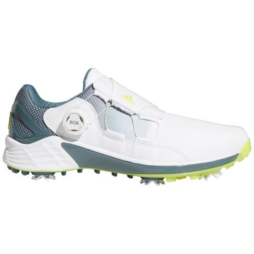 adidas ZG21 BOA Mens Waterproof Golf Shoes