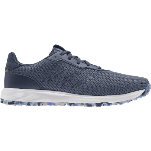 adidas S2G SL Textile Waterproof Mens Spikeless Golf Shoes