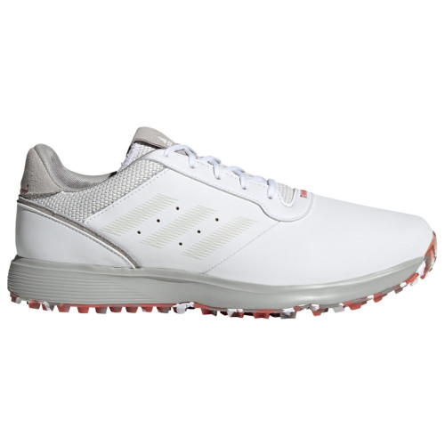 adidas S2G SL Waterproof Mens Spikeless Leather Golf Shoes
