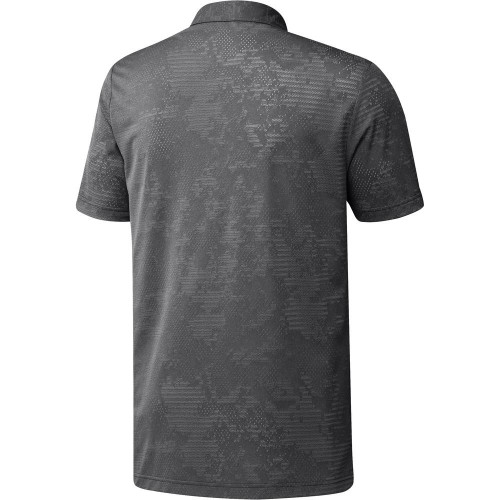 adidas Golf Ultimate365 Camo Polo Shirt reverse