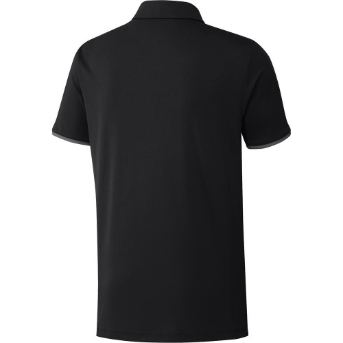 adidas Golf Core Left Chest Mens Polo Shirt reverse