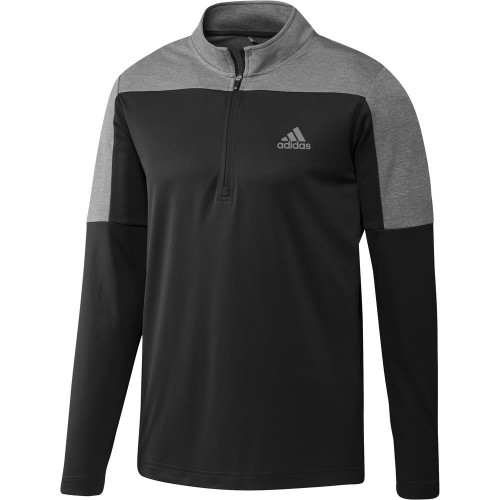 adidas Golf UPF Lightweight 1/4 Zip Pullover