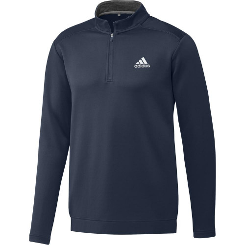 adidas Golf Club 1/4 Zip Sweatshirt Pullover