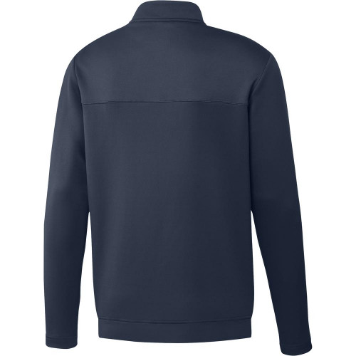 adidas Golf Club 1/4 Zip Sweatshirt Pullover reverse