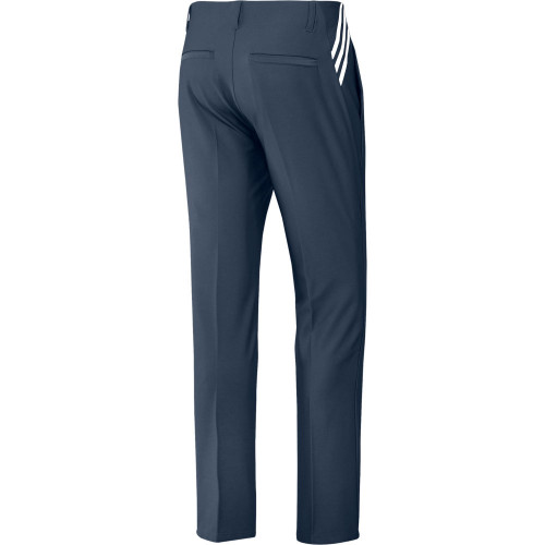 Adidas Mens Ultimate 365 3-Stripes Tapered Golf Trousers