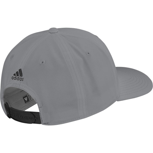 adidas Golf Mens Tour Hat 3-Stripes Baseball Cap reverse