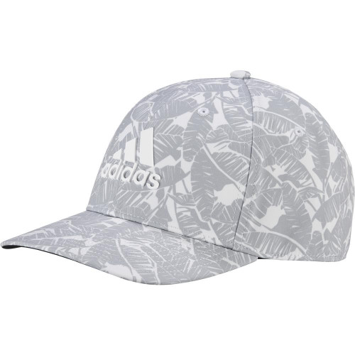 adidas Golf Tour Print Hat Mens Baseball Cap