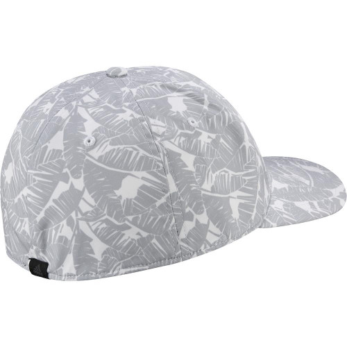 adidas Golf Tour Print Hat Mens Baseball Cap reverse