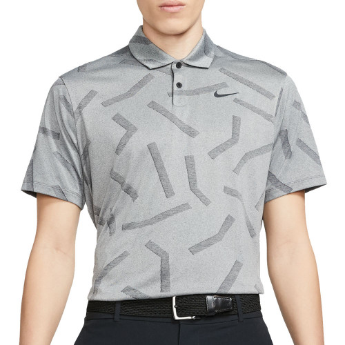 Nike Golf Dry Vapor Line Jacquard Polo Shirt (Dust)