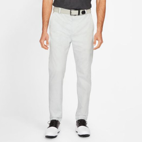 Nike Golf Dri-Fit UV Chino Pants Slim Trousers (Photon Dust)