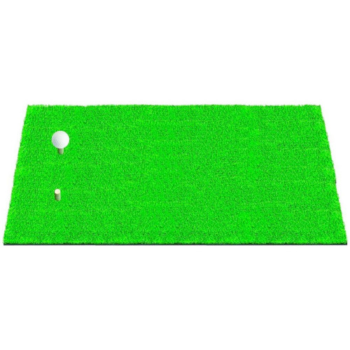 Longridge Golf Chip And Drive Practice Mat With Tee / Training Aid (90x120cm)