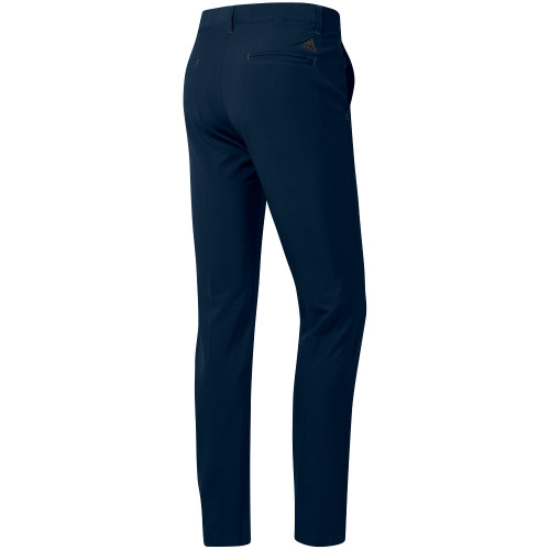 adidas Mens Ultimate 365 Stretch Tapered Golf Trousers (Colegiate Navy)