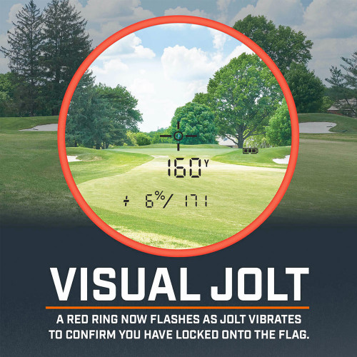 Bushnell Tour V5 Shift Slim Golf Laser Rangefinder