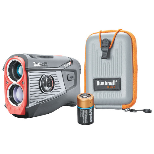 Bushnell Tour V5 Shift Slim Golf Laser Rangefinder reverse