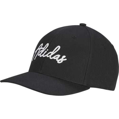 adidas Golf Script Snapback Cap
