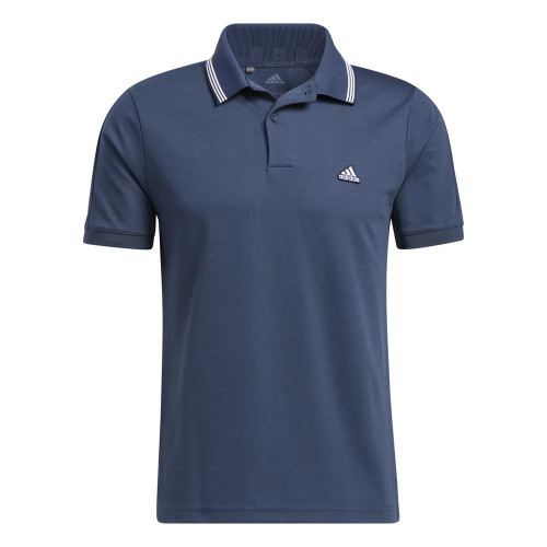 adidas Golf Go-To Pique Primegreen Polo Shirt