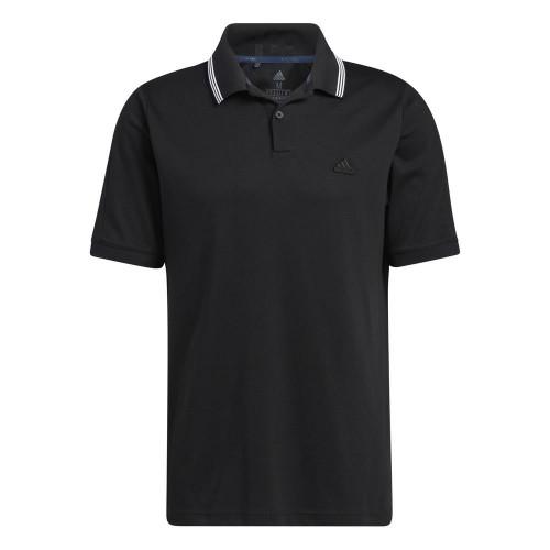 adidas Golf Go-To Pique Primegreen Polo Shirt