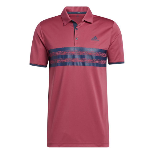 adidas Golf Core Left Chest Mens Polo Shirt