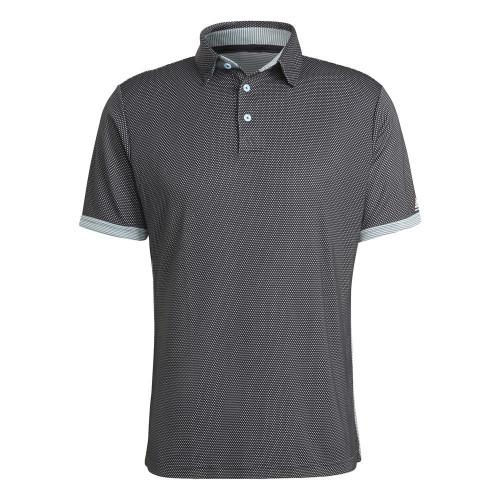 adidas Golf Equipment Two Tone Mesh Polo Shirt