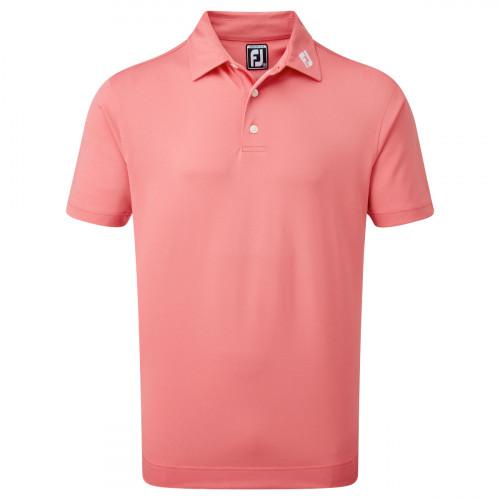 FootJoy Stretch Pique Solid Mens Golf Polo Shirt