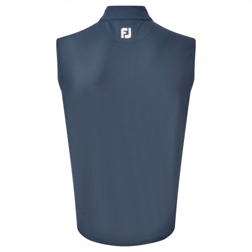 FootJoy Full Zip Knit Vest Mens Golf Gilet reverse
