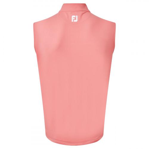 FootJoy Full Zip Knit Vest Mens Golf Gilet reverse