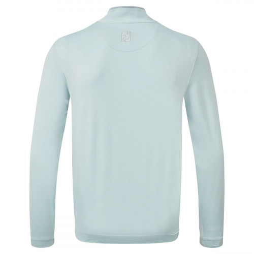 FootJoy Lightweight Microstripe Chill-Out Mens Golf Pullover reverse