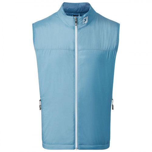 FootJoy Lightweight Thermal Insulated Vest Gilet (Blue)