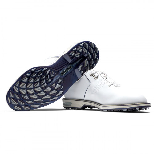 FootJoy Dryjoys Premiere Series Flint Mens Spikeless Golf Shoes reverse