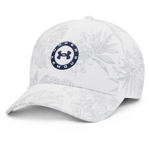 Under Armour Mens UA Jordan Spieth Tour Adjustable Golf Cap Hat