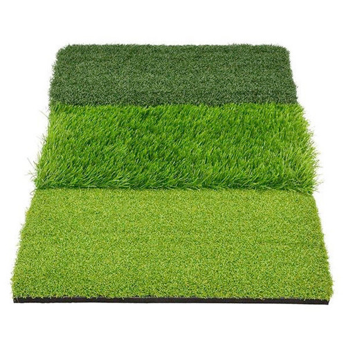 Longridge 3 Turf Golf Practice Mat (use a real golf tee)