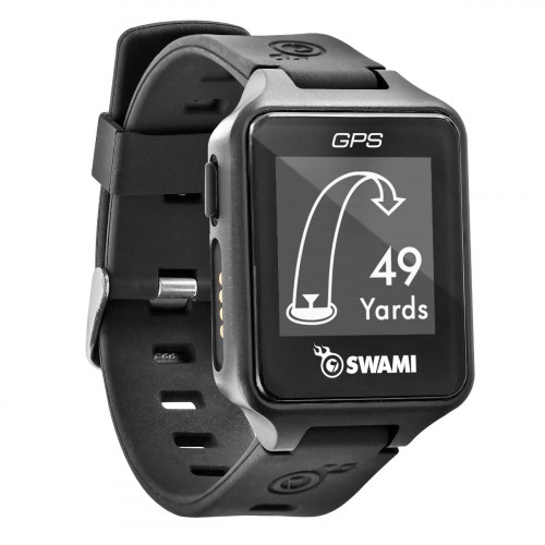 Izzo Swami Golf GPS Watch reverse