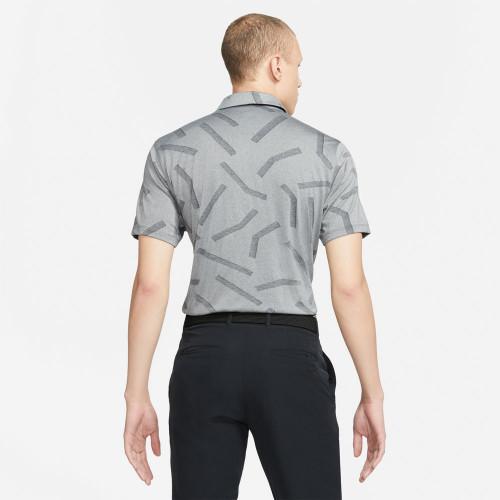 Nike Golf Dry Vapor Line Jacquard Shirt reverse