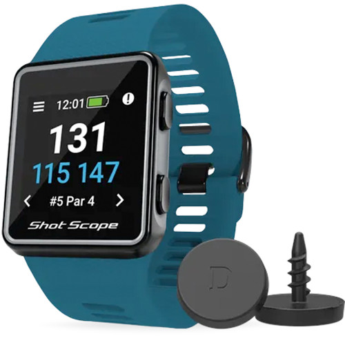 Shot Scope V3 Gps & Tracking Golf Watch