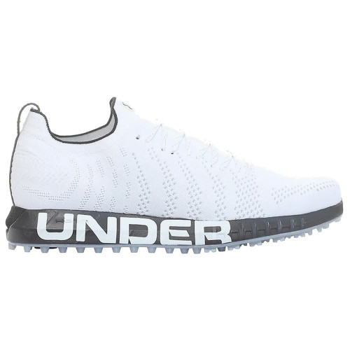 Under Armour Mens HOVR Knit SL Golf Shoes