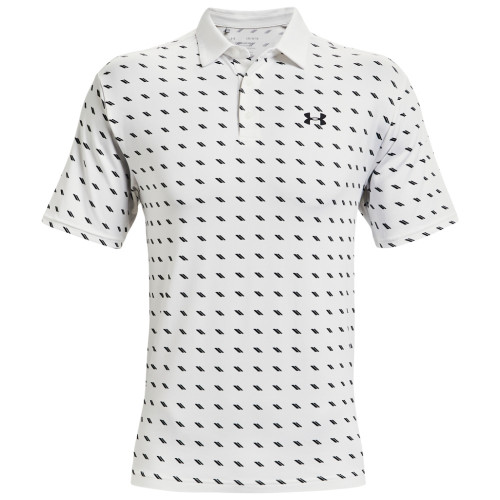 Under Armour Mens Playoff Polo Deuces Print