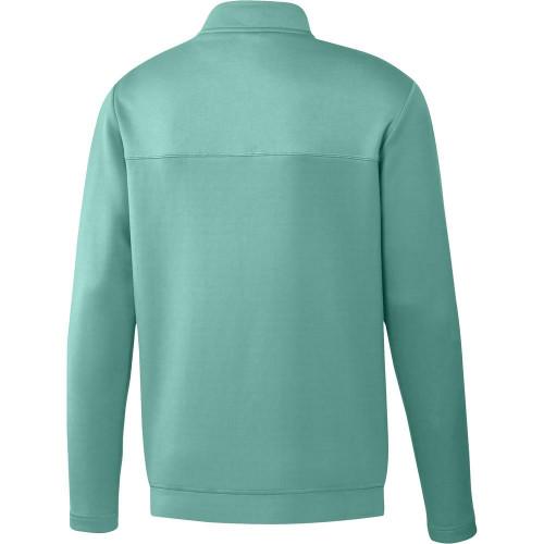adidas Golf Club 1/4 Zip Sweatshirt Pullover reverse