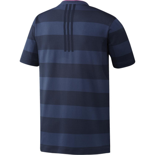 adidas Golf Primeknit Polo Shirt reverse