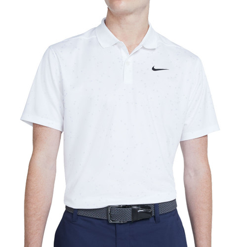 Nike Golf Dry Victory Print Polo Shirt