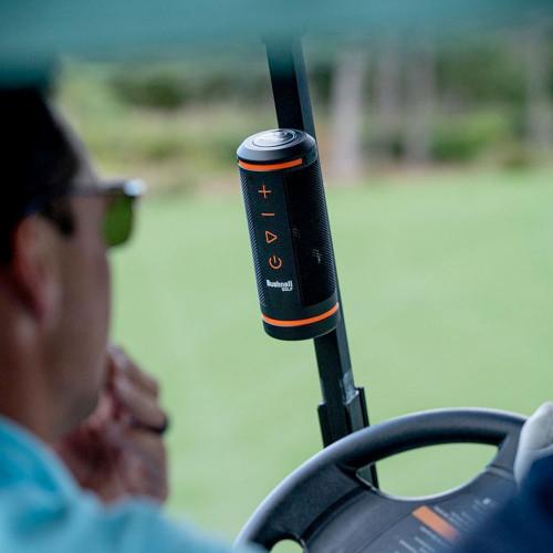 Bushnell Golf Wingman GPS & Bluetooth Speaker reverse