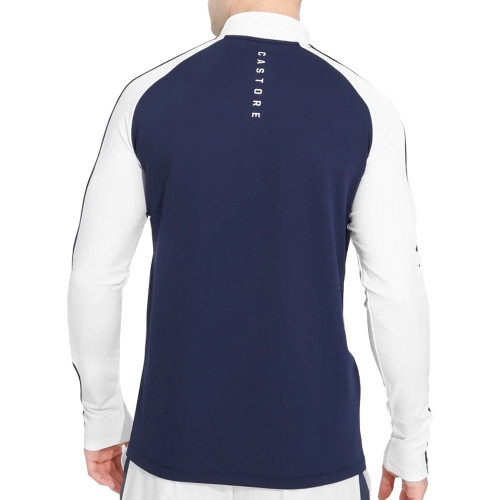 Castore Jersey 1/4 Zip Mens Golf Pullover reverse