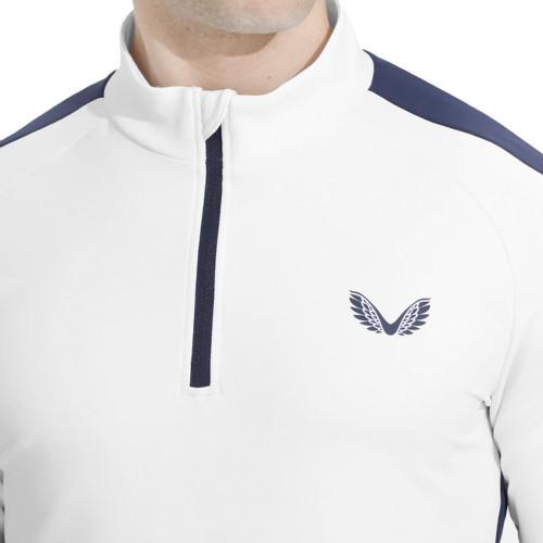 Castore Jersey 1/4 Zip Mens Golf Pullover