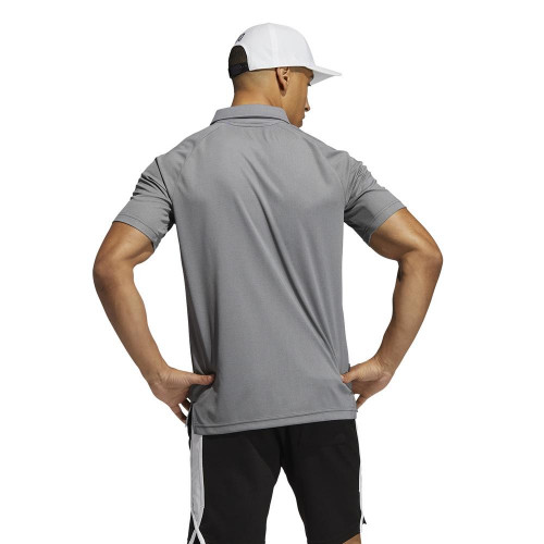 adidas Golf Primeblue Two Tone Polo Shirt reverse