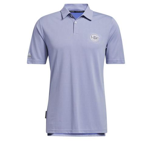 adidas Golf Primeblue Two Tone Polo Shirt