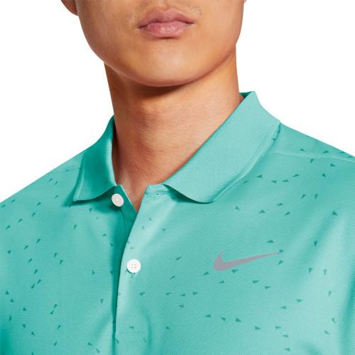 Nike Golf Dry Victory Print Polo Shirt