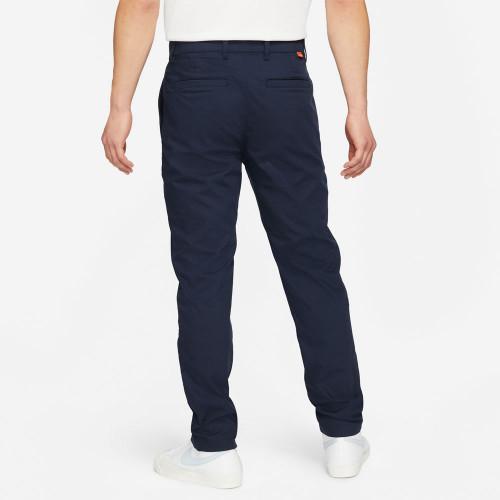 Nike Golf Dri-Fit UV Chino Pants Slim Trousers reverse