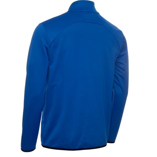 Calvin Klein Golf Taylor Half Zip Lightweight Breathable Sweater Mid Layer reverse