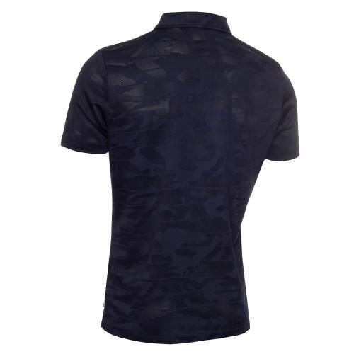 Calvin Klein Mens Pentil Golf Polo Shirt reverse
